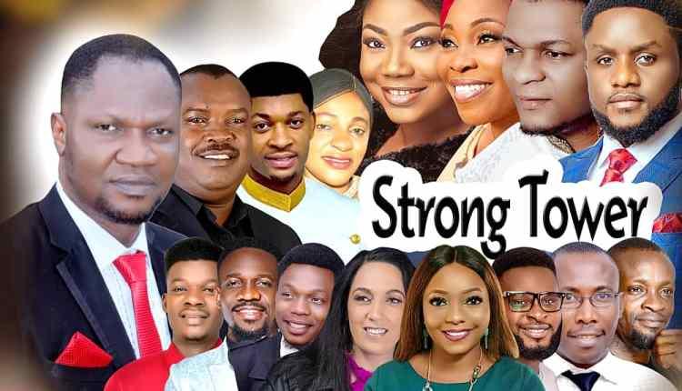 Mercy Chinwo, Gospel Mixtape Strong Tower