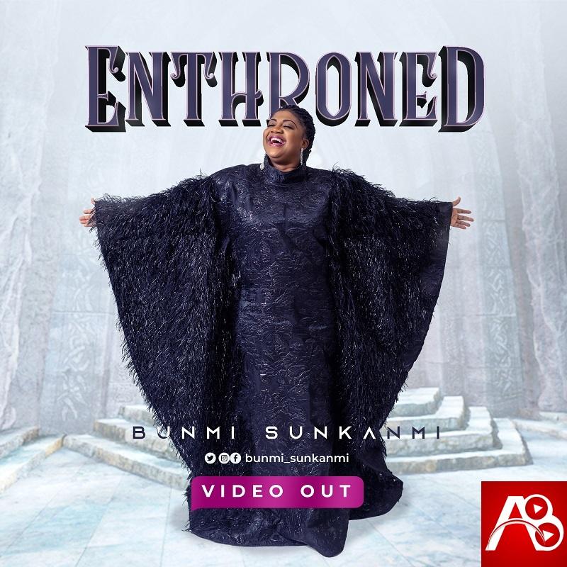 Bunmi Sunkanmi Enthroned