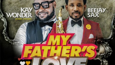 Kay Wonder My father's love Ft Beejay Sax