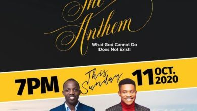 What god cannot do does not exist by Dunsin Oyekan mp3 download