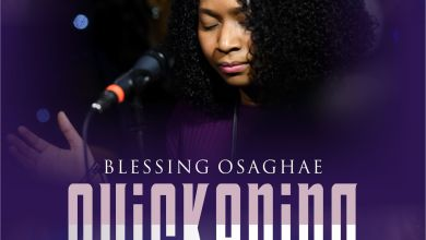 Blessing Osaghae Quickening