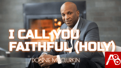 I Call You Faithful Donnie McClurkin