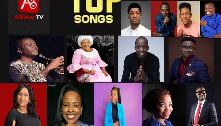 Trending Gospel Songs in Nigeria 2021
