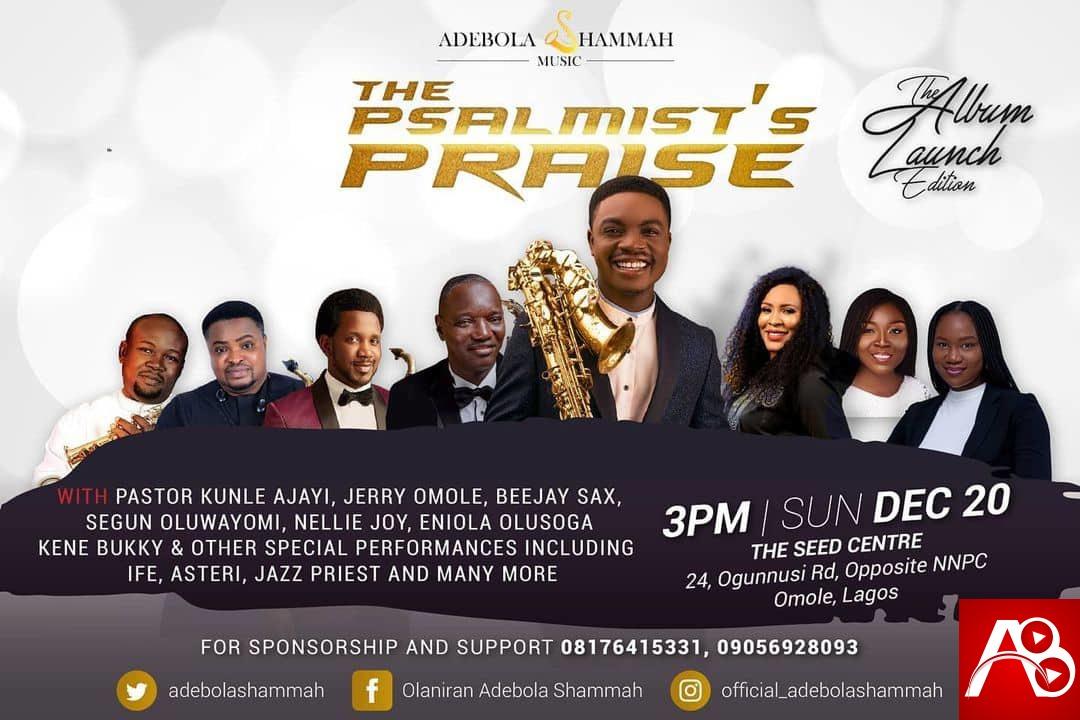 Adebola Shammah Live In Concert 2020