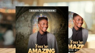 Download Peterson Okopi You're Amazing Mp3