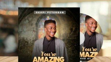 Download PetersonOkopiYou're Amazing Mp3