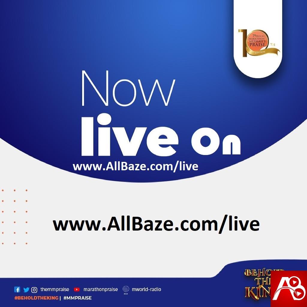 Watch Mmpraise 2021 live