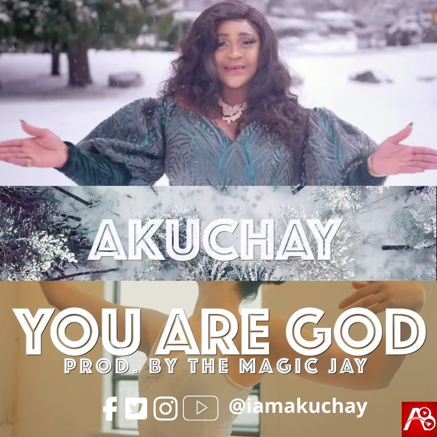 YOU ARE GOD by Akuchay
