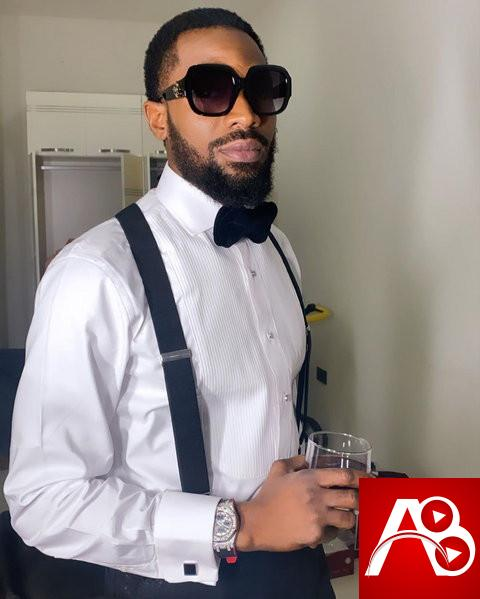 I'm actually born again said D'banj during Moses Bliss Concert
