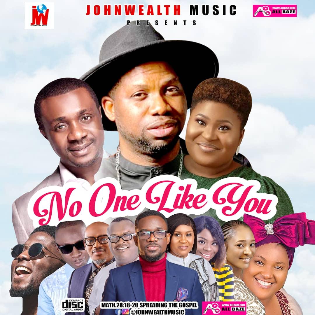No One Like You Gospel Mixtape