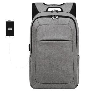 Kopack Slim Laptop Backpacks Anti Thief Tear Water Resistant Business Computer Bag