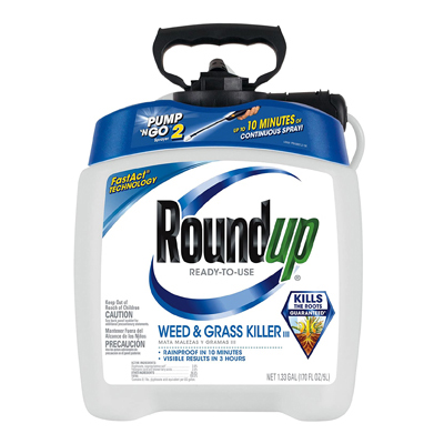 Roundup Ready-To-Use Weed &Grass Killer III full