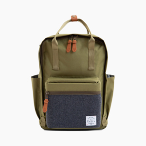 Product of the North x Babylist Sustainable Elkin Diaper Backpack