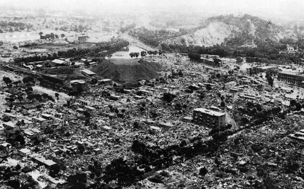 1950 Assam Tibet earthquake