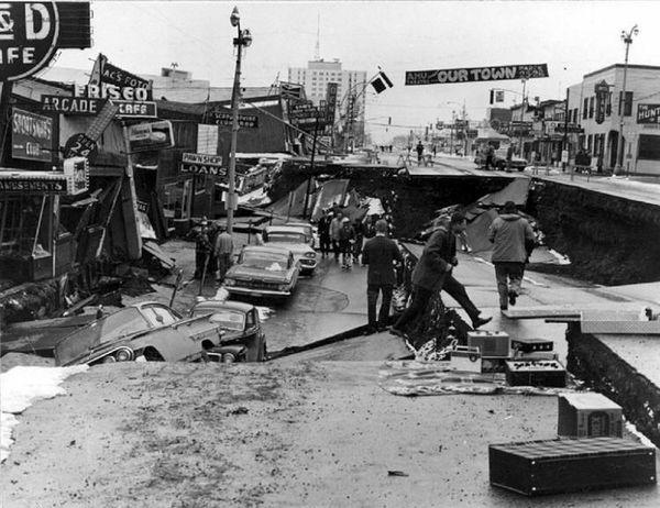 1952 Kamchatka Earthquakes
