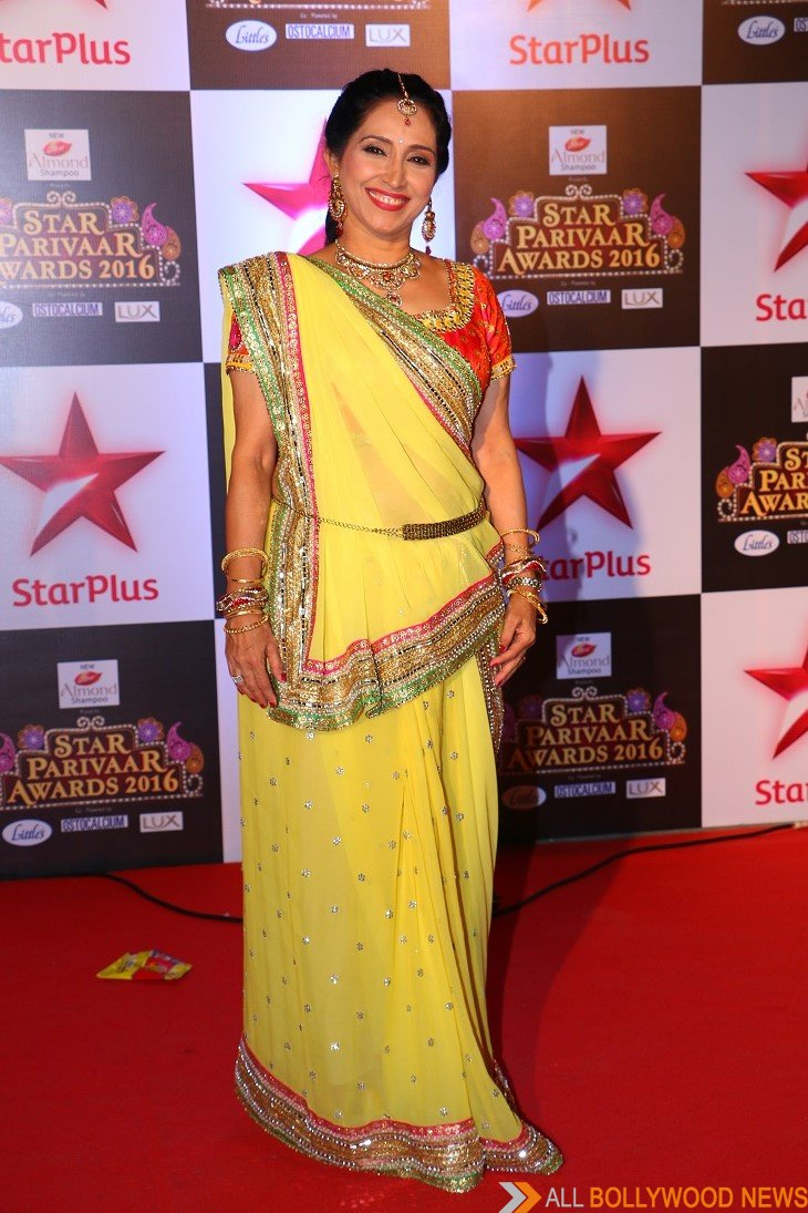 Ketki Dave Star Parivaar Awards 2016 coming soon on star plus - All