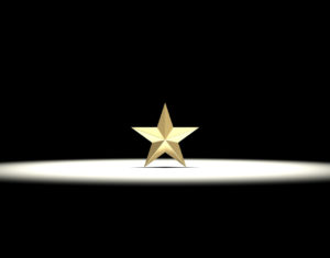 One Gold Star