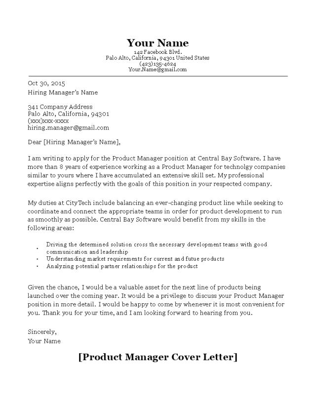 Filling station supervisor cover letter September 18