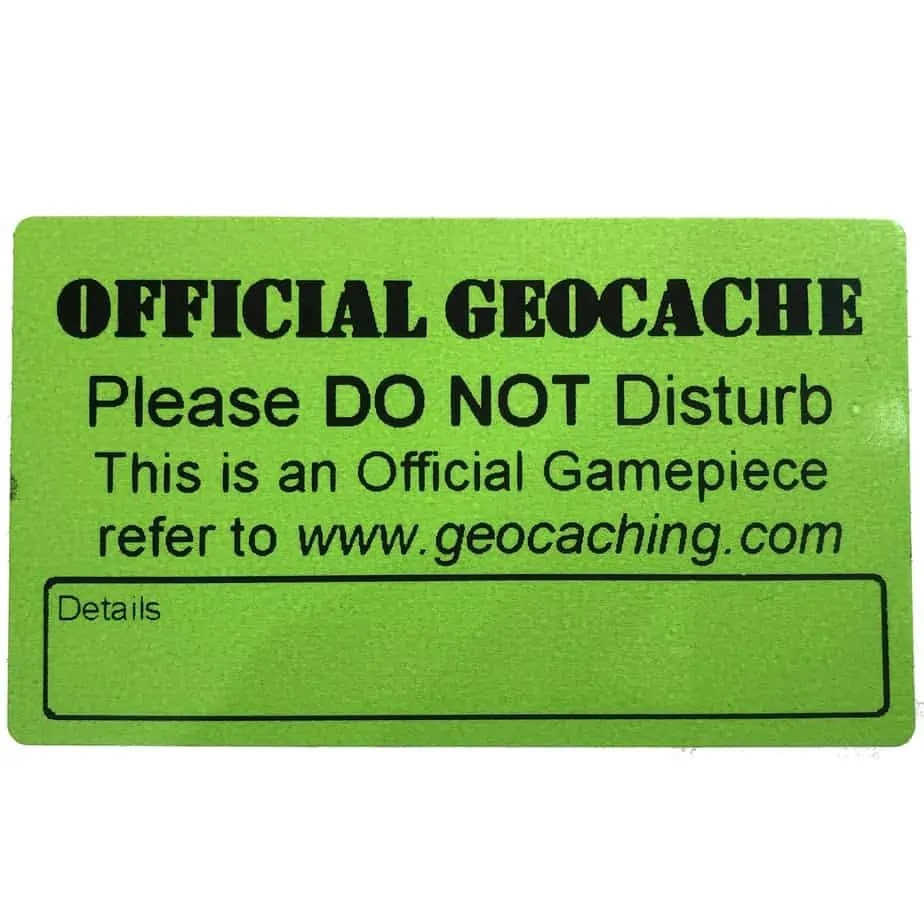 A UK Geocaching Shop. Please browse our website for a h ug e range of Geocaching Supplies. We have a massive range of Geocaching items including ready to place Geocaches,and Geocache .