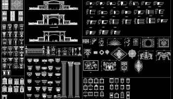 Architectural Finishes CAD blocks – Free Autocad Blocks
