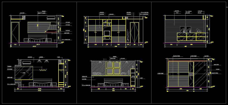 P32 Master Bedroom Design Template 01 Part 97
