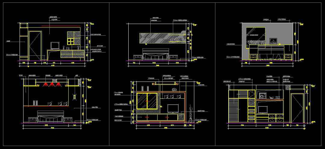 Master Room Design Template Free Cad Blocks Drawings Download Center