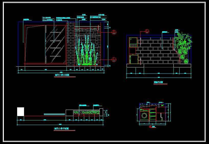 Landscape design free cad blocks drawings download for Autocad landscape architecture
