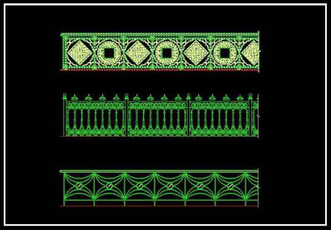 p44wrought-iron-railing-fence-design04