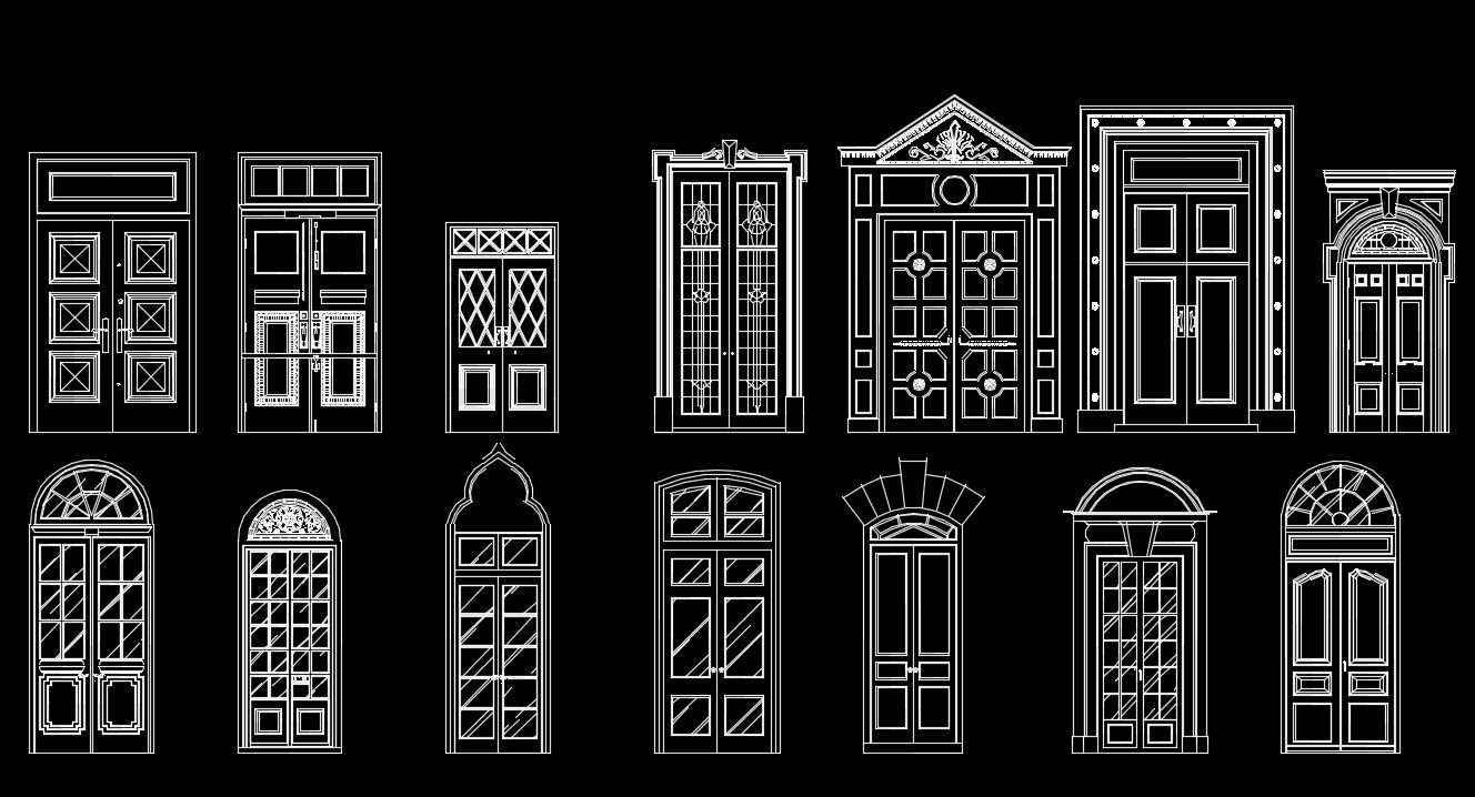 Exterior: Free Autocad Blocks & Drawings