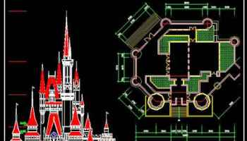 Mosque Cad Drawings – Free Autocad Blocks & Drawings Download Center