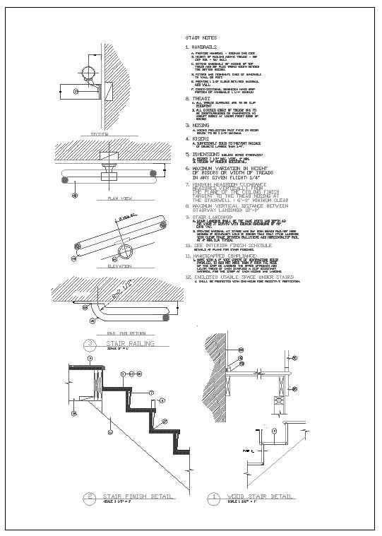 ornamental stair parts  u2013 download autocad blocks drawings details 3d psd