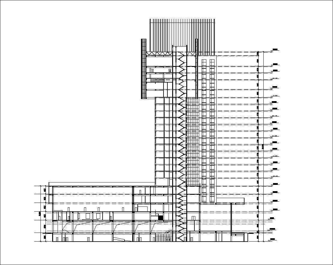 5 Star Hotel Cad Drawings | Download CAD Blocks,Drawings,Details,3D ...