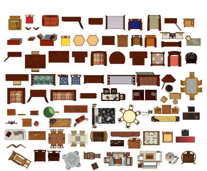 free photoshop psd chinese furniture
