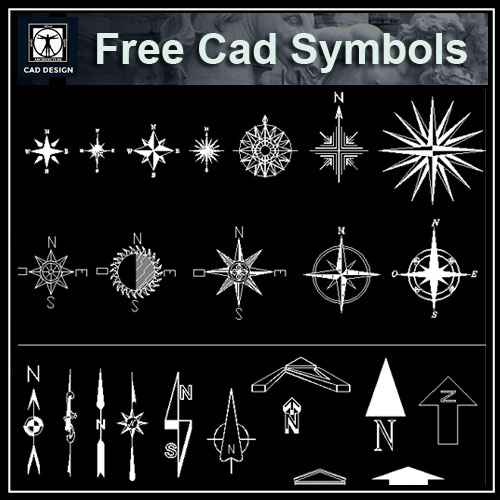Free Electric And Plumbing Symbols Free Autocad Blocks Drawings