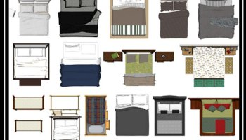 Free Photoshop PSD Desk Blocks 1 – Free Autocad Blocks