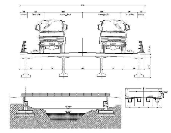 Free RC Bridge Details – Free Autocad Blocks & Drawings