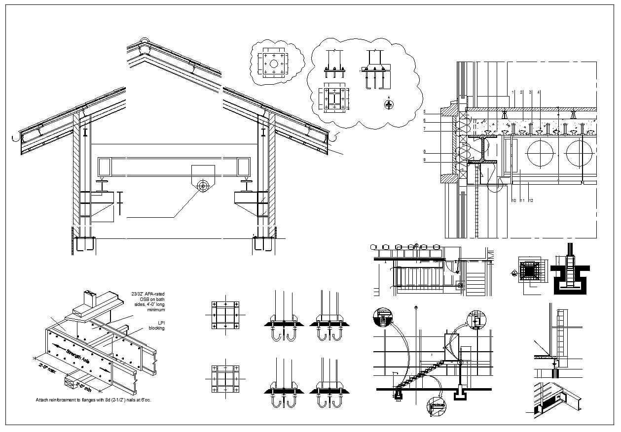 steel structure details 3