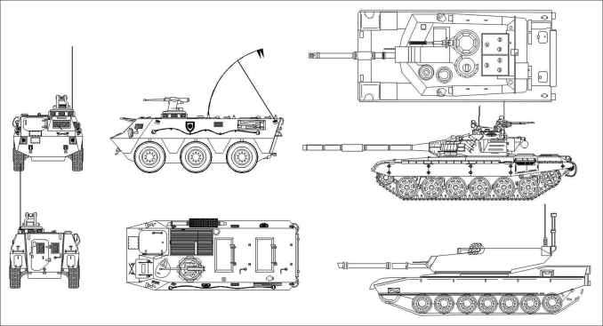 Tank Blocks