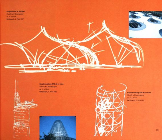 100 Architectural Drawings by Famous Architects V 1 – Free
