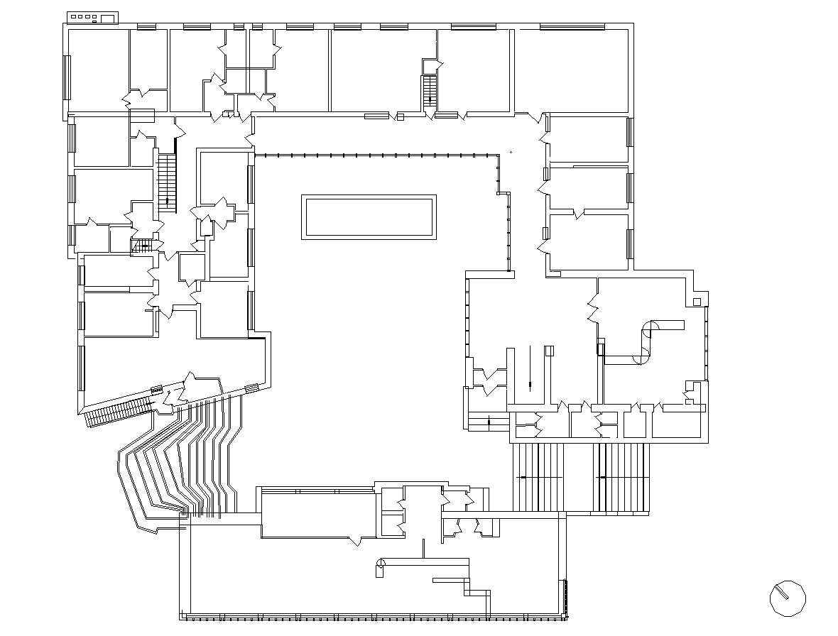 Home Design Software Building Blocks Free Download Saynatsalo Town Hall Alvar Aalto Free Cad Blocks