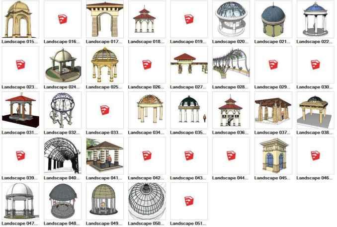 FREE CAD BLOCKS,DRAWINGS DOWNLOAD CENTER: European Pavilion