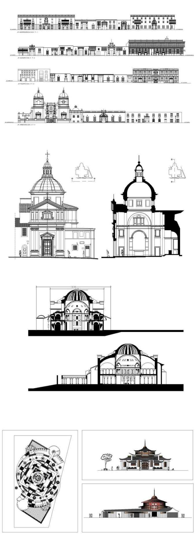 ★【Neoclassical Style Decor CAD Design Elements Collection】Neoclassical interior, Home decor,Traditional home decorating,Decoration@Autocad Blocks,Drawings,CAD Details,Elevation