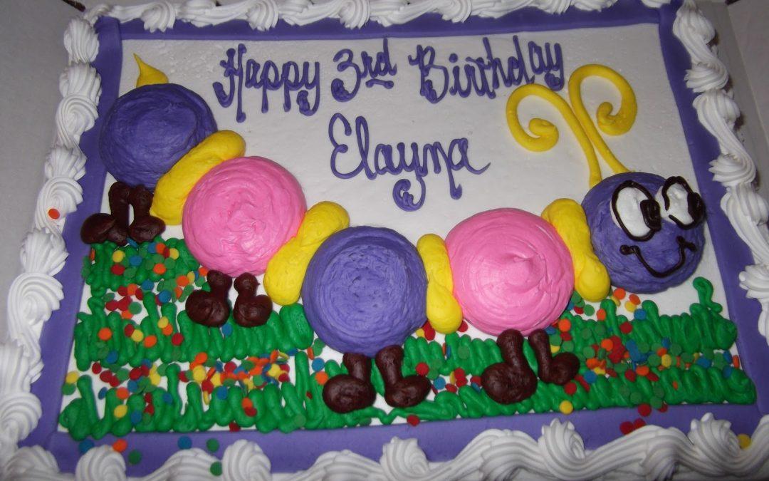 Types Cakes Safeway