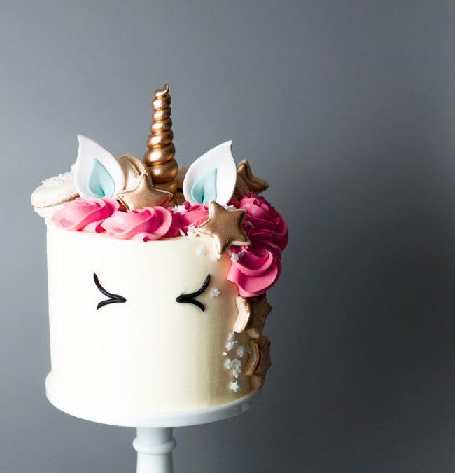 Birthday Cake Ideas Super Cute Unicorn Birthday Cake
