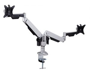 Allcam GSD240Hs twin led lecd monitor arm stand
