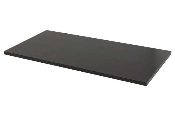 cheap desktop 1500x800mm Black for Height Adjustable Standing Desks