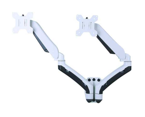 AVA22WD w/ Wall Mount for 2x LCD 1.5-7kg, Tilt, Swivel, Rotate
