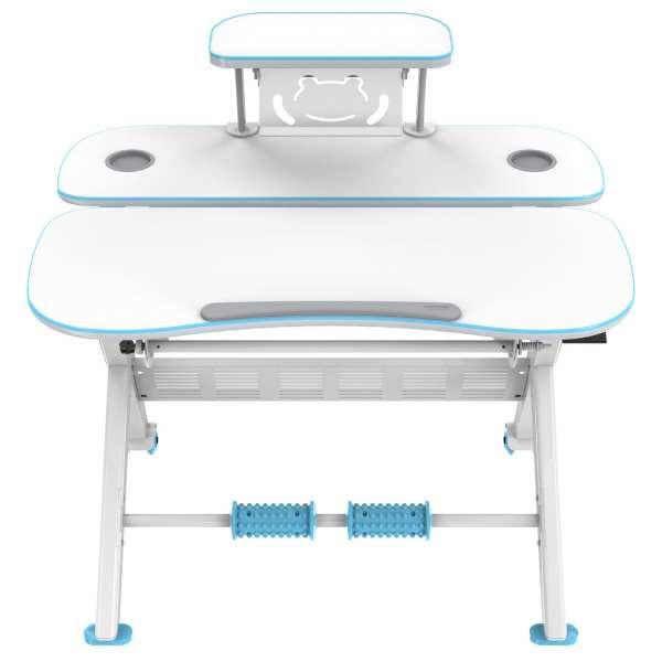 cd002 children desk school kids desk height adjustable front view
