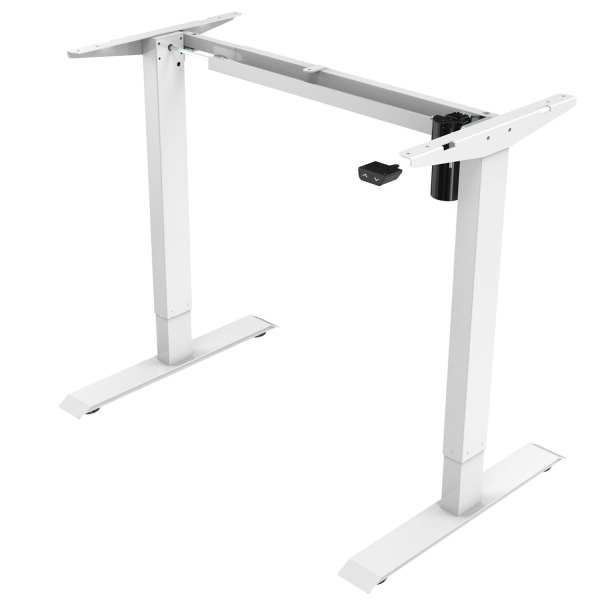 edf21s electric standing desk height adjustable frame