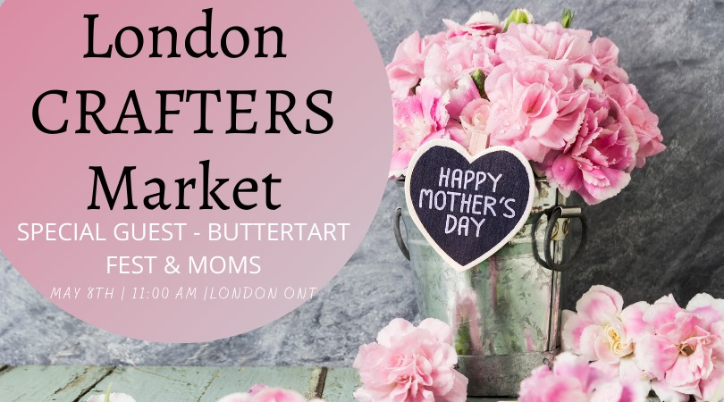 2021 London Crafter's Market Banner